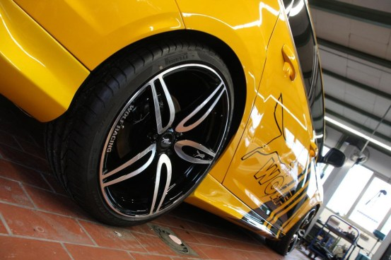 Eleva la potencia de tu Ford Focus ST hasta los 370 caballos gracias a Wolf
