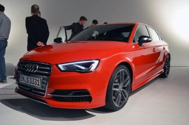 Nueva York 2013: Audi S3 Sedan