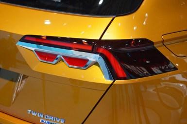 Shanghai 2013: Volkswagen CrossBlue Coupé Concept