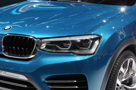 Shanghai 2013: BMW X4