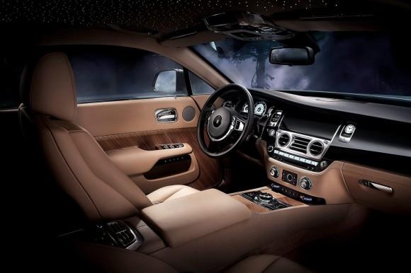 Rolls-Royce confirma el Wraith Convertible y desecha la idea de un posible SUV