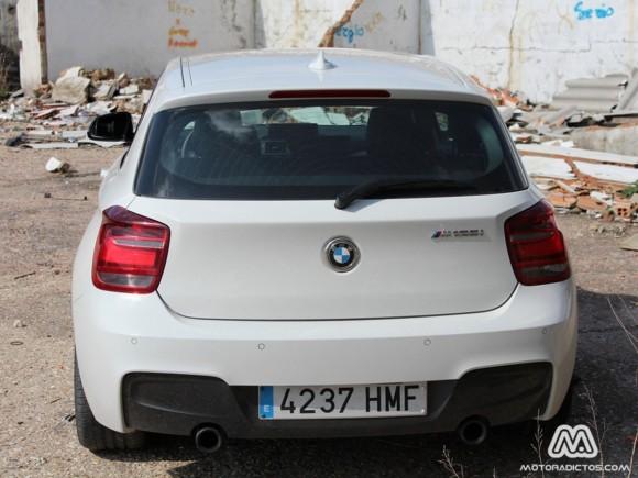 Prueba BMW M135i (parte 1)