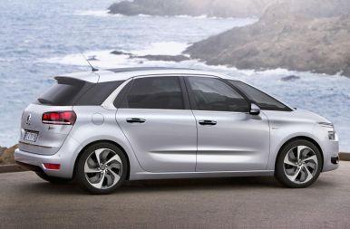 Oficialmente oficial: Citroën C4 Picasso