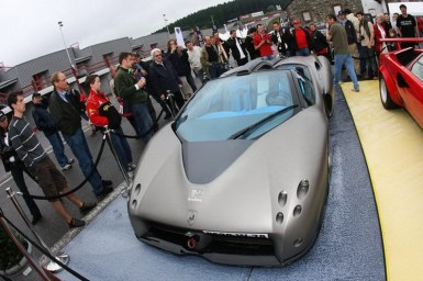 Lamborghini Pregunta a la venta