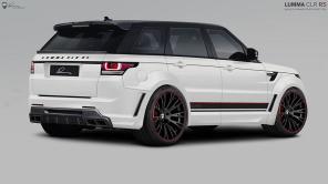 Range Rover Sport por Lumma Design