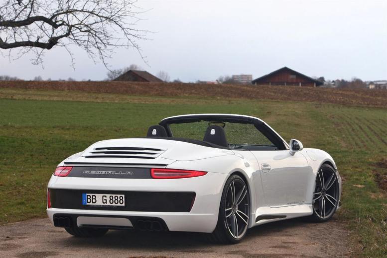 Porsche 911 Carrera S Cabrio por Gemballa
