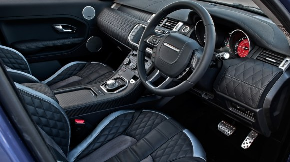 Range Rover Evoque RS250