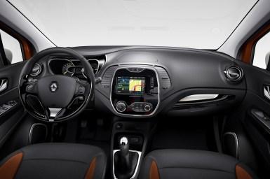 Renault Captur, megagalería de imágenes