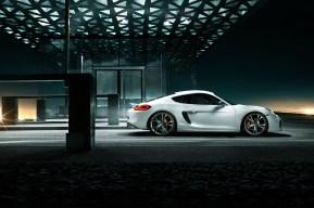 Techart nos muestra su peculiar Porsche Cayman