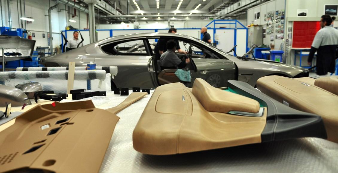 BMW Pininfarina Gran Lusso Coupé 15