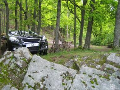 Peugeot 2008: asistimos a su presentación en Ribeauvillé, Francia (parte 2)