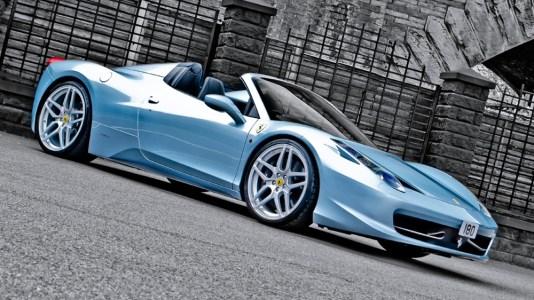 Kahn Design se atreve con el Ferrari 458 Spider