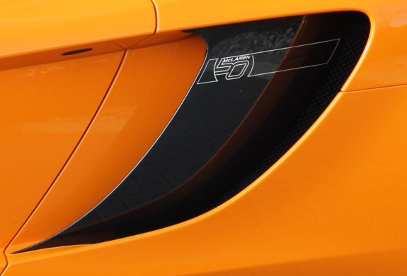 McLaren anuncia nuevas ediciones limitadas para los 12C y 12C Spider