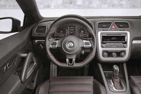 """Volkswagen Scirocco """"Million"""""""