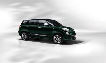 Fiat 500L Living, ¡otra variante más del 500!
