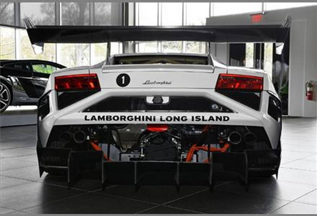 Lamborghini Gallardo LP570-4 Super Trofeo a la venta