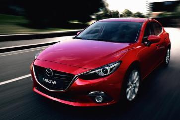 Nuevo Mazda3, aquí tienes las primeras imágenes
