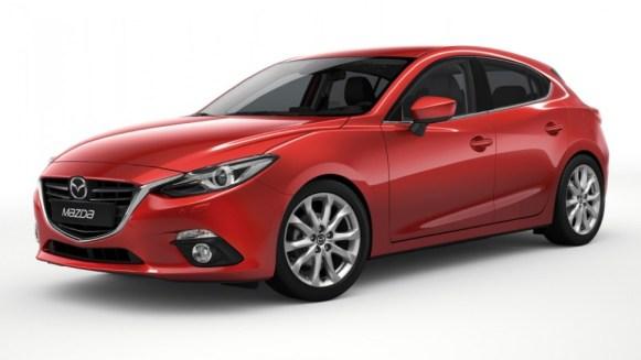 Mazda3, ya es oficial