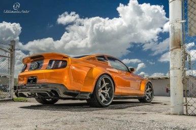 Ultimate Auto nos muestra su Shelby GT500 Super Snake de 850 caballos