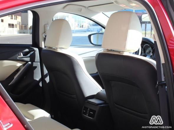 Mazda 6 Luxury Skyactiv D 2.2 175 caballos (parte 1)