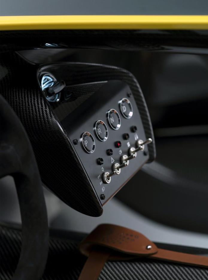Aston Martin CC100, dos unidades ya tienen propietario