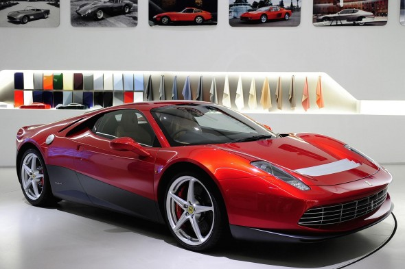 Ferrari presentará varios modelos a medida en Goodwood