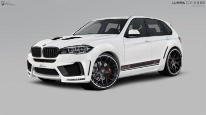 BMW X5 por Lumma Design