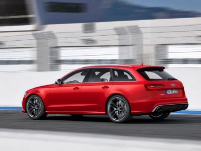 ABT nos muestra su Audi RS6 Avant de 666 caballos