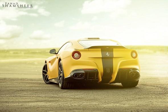 Ferrari F12berlinetta por DMC