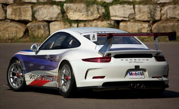 Porsche 911 GT America, exclusivo para Estados Unidos