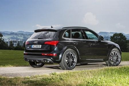 ABT Audi SQ5 TDI