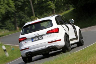 400 caballos para tu Audi SQ5 TDI gracias a B&B
