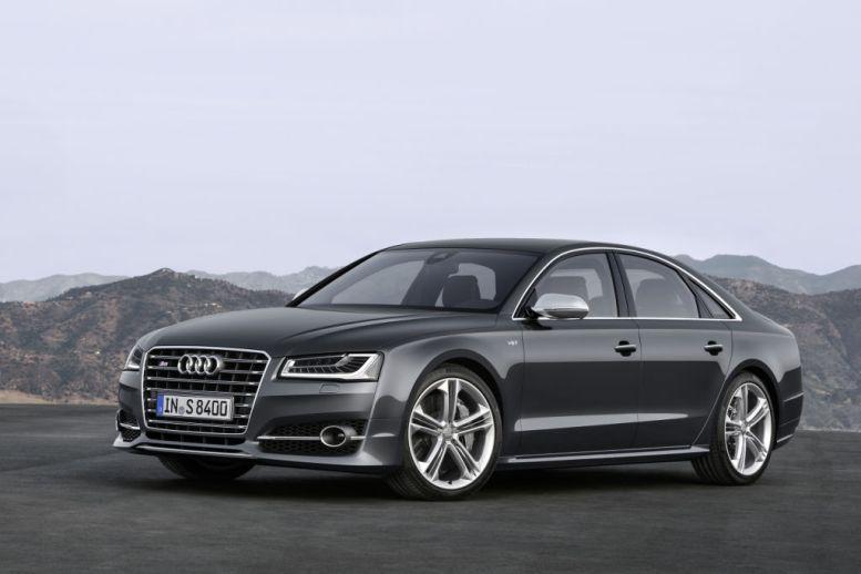 Audi A8 2014: más tecnología, más eficiencia