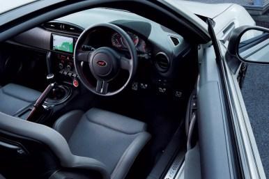 Subaru BRZ tS, limitado a 500 unidades y sólo para Japón