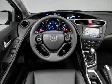 Honda Civic Tourer 2014, por fin desvelado