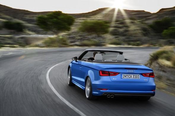 Oficial: Audi A3 Cabrio