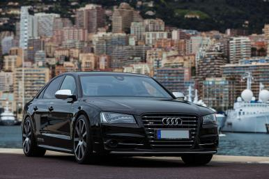 MTM nos muestra su espectacular Audi S8