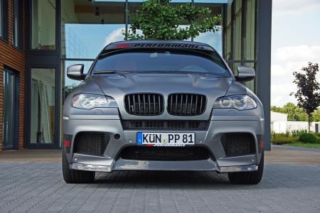 BMW X6M por Cam Shaft