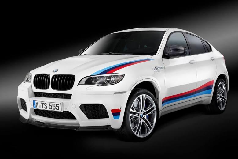BMW X6 M Design Edition, solo apta para nostálgicos