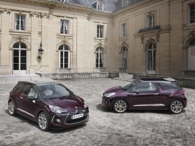 "Citroën lanza los DS ""Faubourg Edition"""