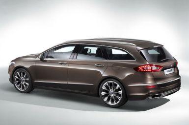 Ford Mondeo Vignale, porque un Mondeo premium también es posible