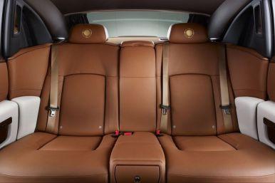 Rolls-Royce Ghost Chengdu Golden Sun Bird Edition