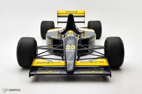 1992-minardi-f1-racer-302