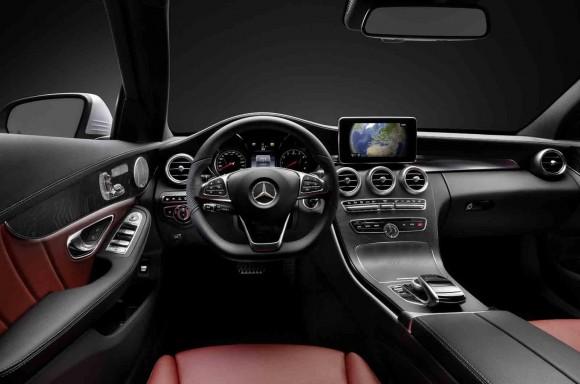 Una vez más: Mercedes Clase C, filtrado