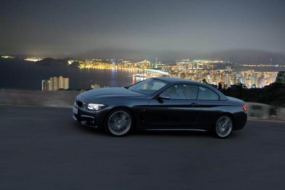 BMW Serie 4 Cabrio, oficialmente oficial