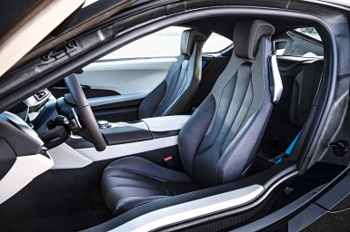 BMW i8, el vehículo que pudo ser
