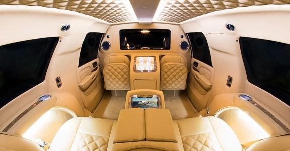 """Carisma Auto Design nos muestra su Escalade """"First Class"""""""