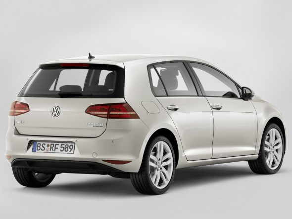 Volkswagen pone fecha al Golf Hybrid