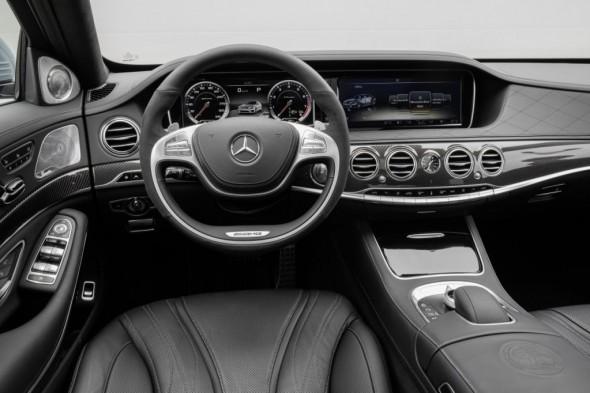 Mercedes pone precio al S63 AMG para el mercado español
