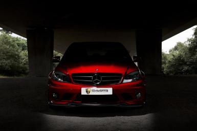 Mulgari se atreve con el Mercedes C63 AMG